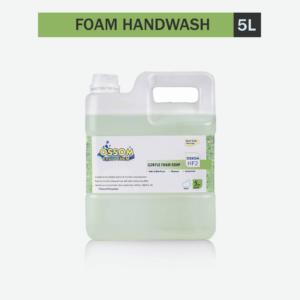 Gentle FOAM Soap| Buy OSSOM® HF2 Green 5Ltr | Hand Wash