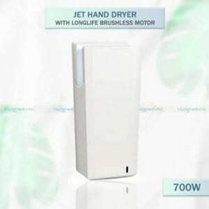 Jet Hand Dryer with Brushless Motor