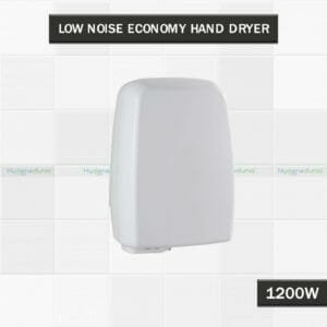 Ossom Compact Hand Dryer ABS 1200w, Low Noise