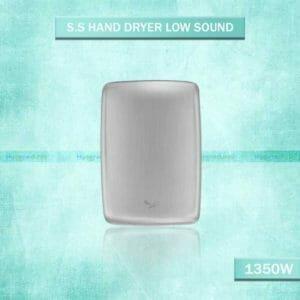 Ossom SS Super Quiet Hand Dryers 1350w