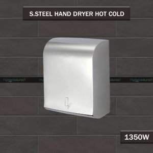 Hot and Cold Air Hand Dryer | 1350w, for High Traffic Restrooms