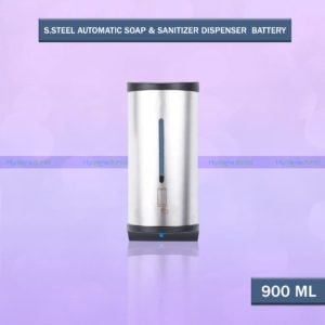 SS Touchless Soap Dispenser 900ml Sanitizers