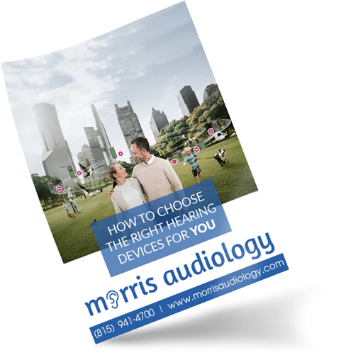 How to choose hearing aid eguide mockup